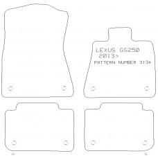Lexus GS250 2012+ Onwards
